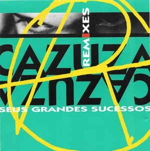 CD - Cazuza ‎– Remixes