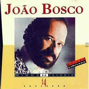 CD - João Bosco – Minha História