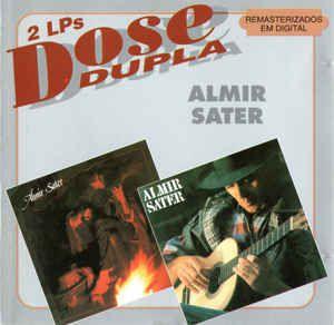 CD - Almir Sater (Coleção 2 LPs Dose Dupla)