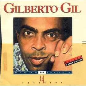 CD - Gilberto Gil – Minha História