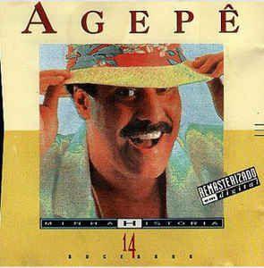 CD - Agepê – Minha História - Agepê