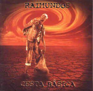 CD - Raimundos – Cesta Básica
