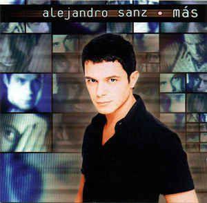 CD - Alejandro Sanz – Más