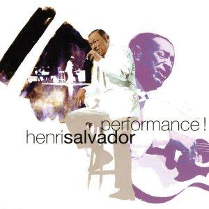 CD - Henri Salvador ‎– Performance!