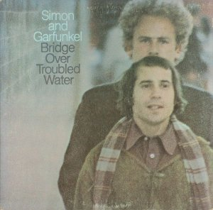 CD - Simon and Garfunkel – Bridge Over Troubled Water