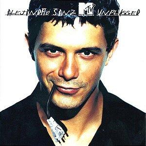 CD - Alejandro Sanz – MTV Unplugged