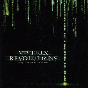 Various ‎– The Matrix Revolutions: Music From The Motion Picture