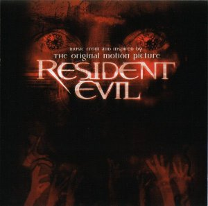 Various ‎– Resident Evil - Music From And Inspired By The Original Motion Picture