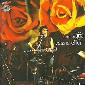 CD - Cássia Eller – Acústico MTV