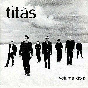 CD - Titãs – Volume Dois