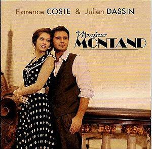 Florence Coste & Julien Dassin – Monsieur Montand