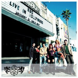 CD - RBD ‎– Live In Hollywood