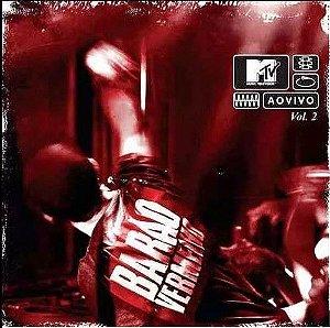 CD - Barão Vermelho – MTV Ao Vivo - Vol. 2
