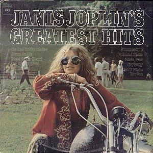 CD - Janis Joplin – Janis Joplin's Greatest Hits