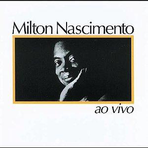 CD - Milton Nascimento – Ao Vivo