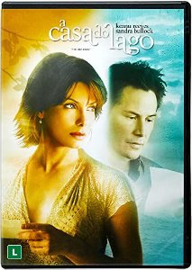 DVD - A CASA DO LAGO