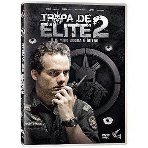 DVD - Tropa de Elite 2 - O Inimigo Agora é Outro