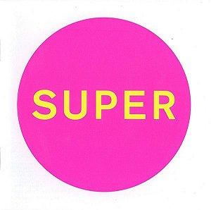 CD - Pet Shop Boys – Super (Lacrado)