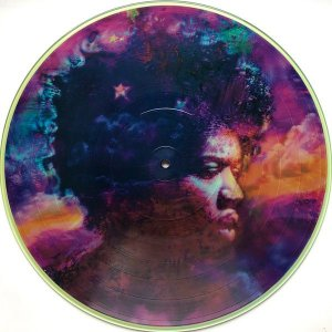 Various ‎– In From The Storm - The Music Of Jimi Hendrix