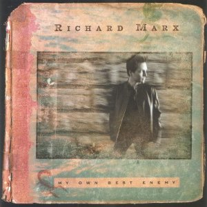 CD - Richard Marx ‎– My Own Best Enemy