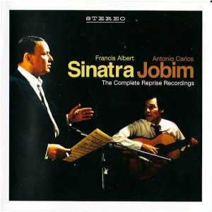 CD - Francis Albert Sinatra, Antonio Carlos Jobim ‎– The Complete Reprise Recordings