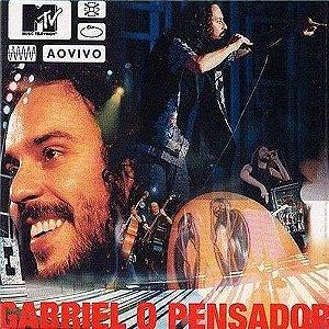 CD - Gabriel O Pensador MTV Ao Vivo