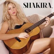 CD - Shakira – Shakira.