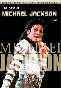 DVD - Michael Jackson - The Best Of Michael Jackson - Live