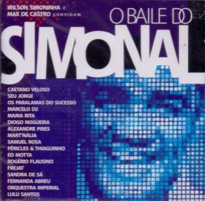 CD - Various ‎– O Baile Do Simonal