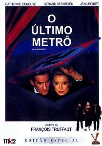 DVD - O Último Metrô