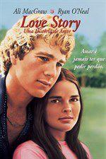DVD - LOVE STORY - UMA HISTÓRIA DE AMOR