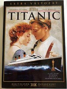 DVD - TITANIC  (DVD Duplo)