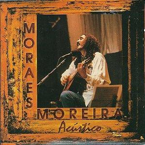 CD - Moraes Moreira – Acústico