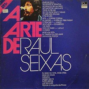 CD - Raul Seixas – A Arte De Raul Seixas