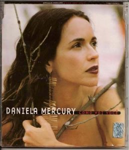 CD - Daniela Mercury ‎– Como Vai Você (Single)