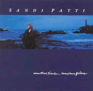 CD - Sandi Patti – Another Time...Another Place