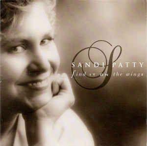 CD - Sandi Patty – Find It On The Wings