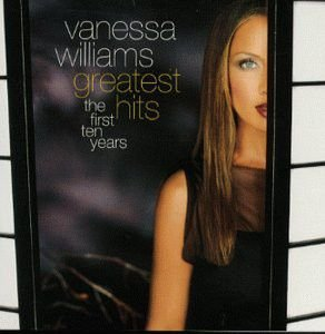 CD - Vanessa Williams ‎– Greatest Hits: The First Ten Years -