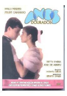 DVD Anos Dourados