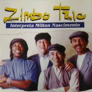 CD - Zimbo Trio Interpreta Milton Nascimento