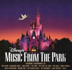 CD - Disney's Music From The Park - IMP (Vários Artistas)