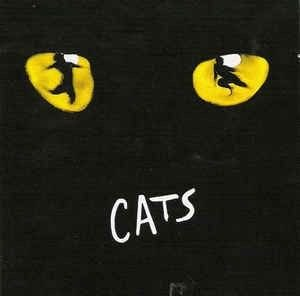 Andrew Lloyd Webber ‎– Cats: Selections From The Original Broadway Cast Recording