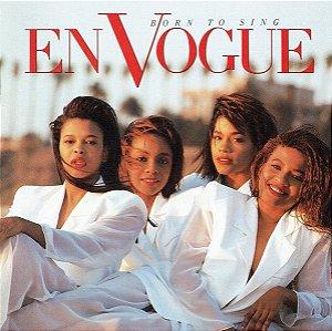 CD -  En Vogue – Born To Sing - IMP