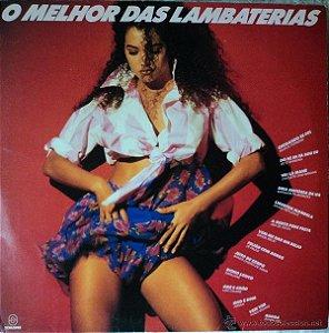 Various – O Melhor Das Lambaterias
