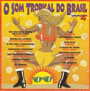 Various – O Som Tropical Do Brasil 4