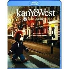 Blu-ray - kanYeWest - late orchestration (Novo)