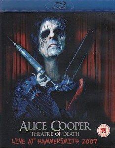 BD - Alice Cooper - Threatre of Death BluRay  (Novo/Promo) - Promo