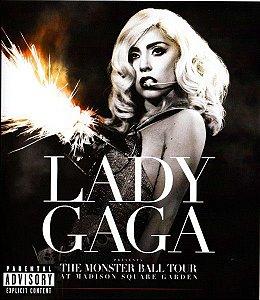 BD - Lady Gaga - The Monster Ball Tour (Novo / Lacrado - Promo)