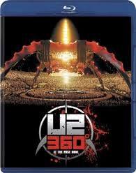 BD - U2 - 360° At The Rose Bowl ( Novo )
