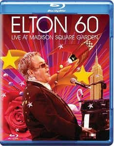 Blu-ray - Elton John - Live at Madison Square Garden ( NOVO )